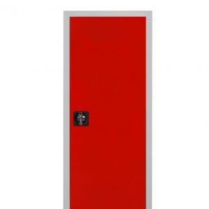 kırmızı renkli dosya dolabı